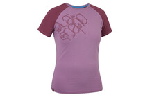 Salewa Rosemary CO Women's Tee orchidea